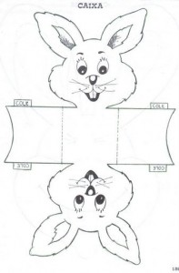 this page has a lot of free printable basket craft template for easter