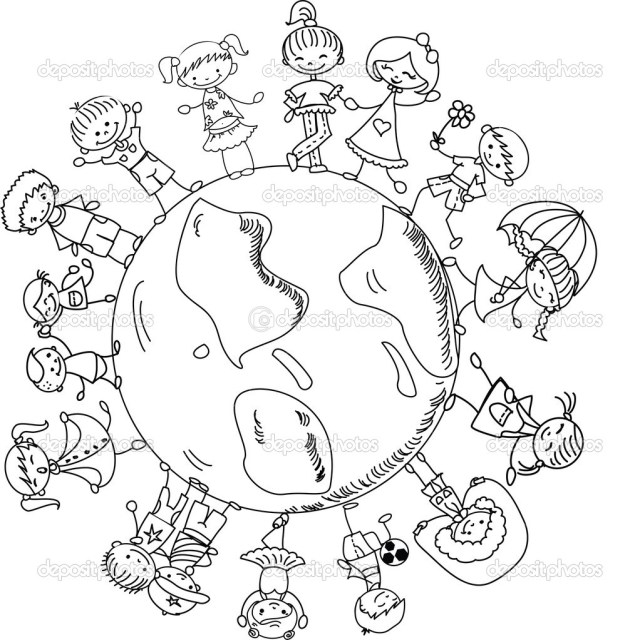 20 best ideas for coloring  World Coloring Pages