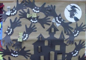 Bat Craft Idea For Kids Crafts And Worksheets For