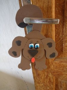 Dog Craft Idea For Kids Crafts And Worksheets For
