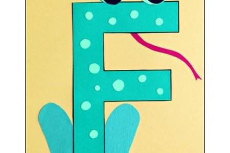 Free Cover Letter Templates » kindergarten worksheets letter f ...