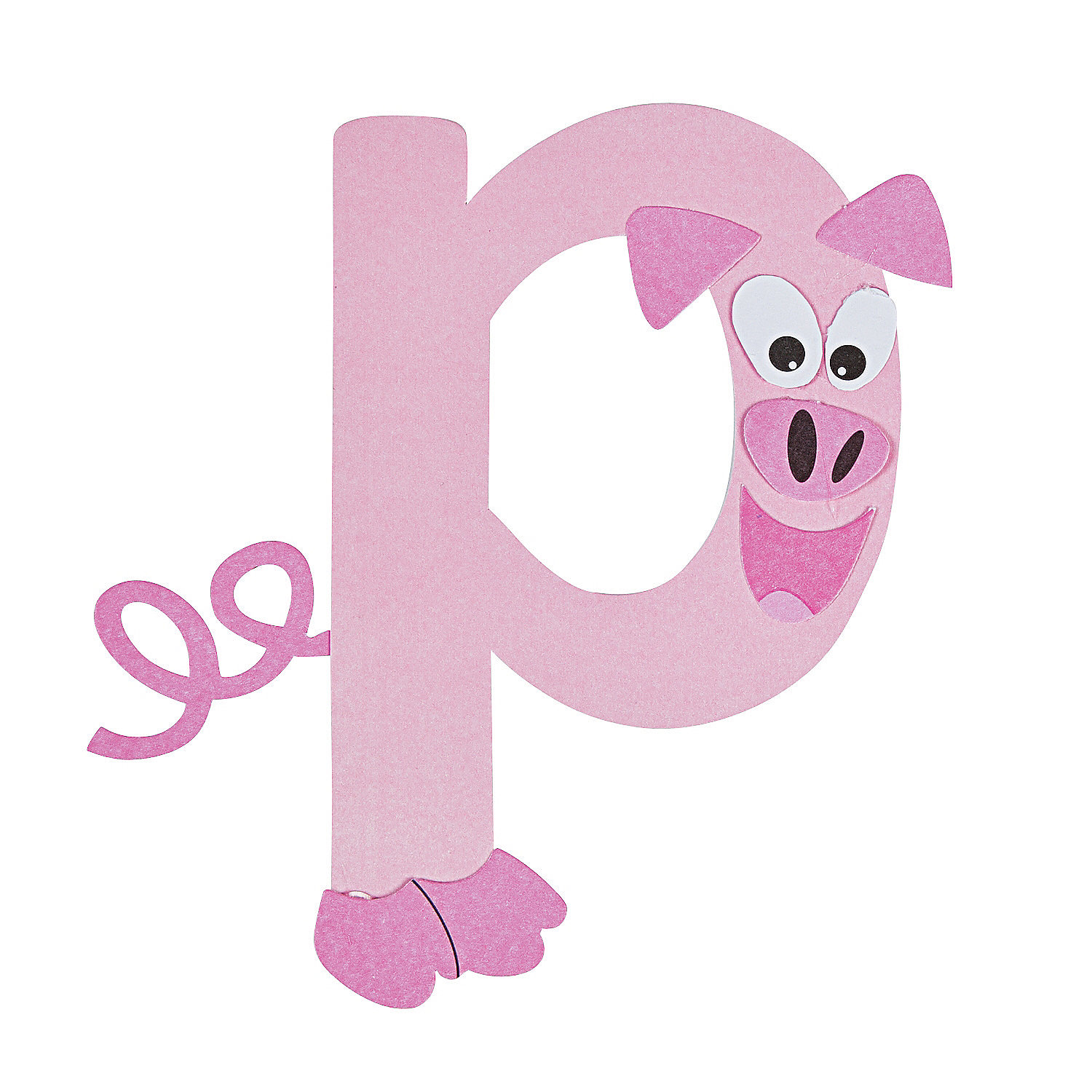 Letter P Crafts Deas For Preschool
