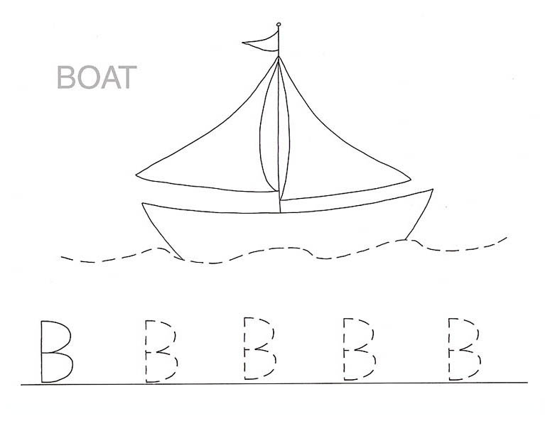 letter b coloring page capital letter b print out this letter b