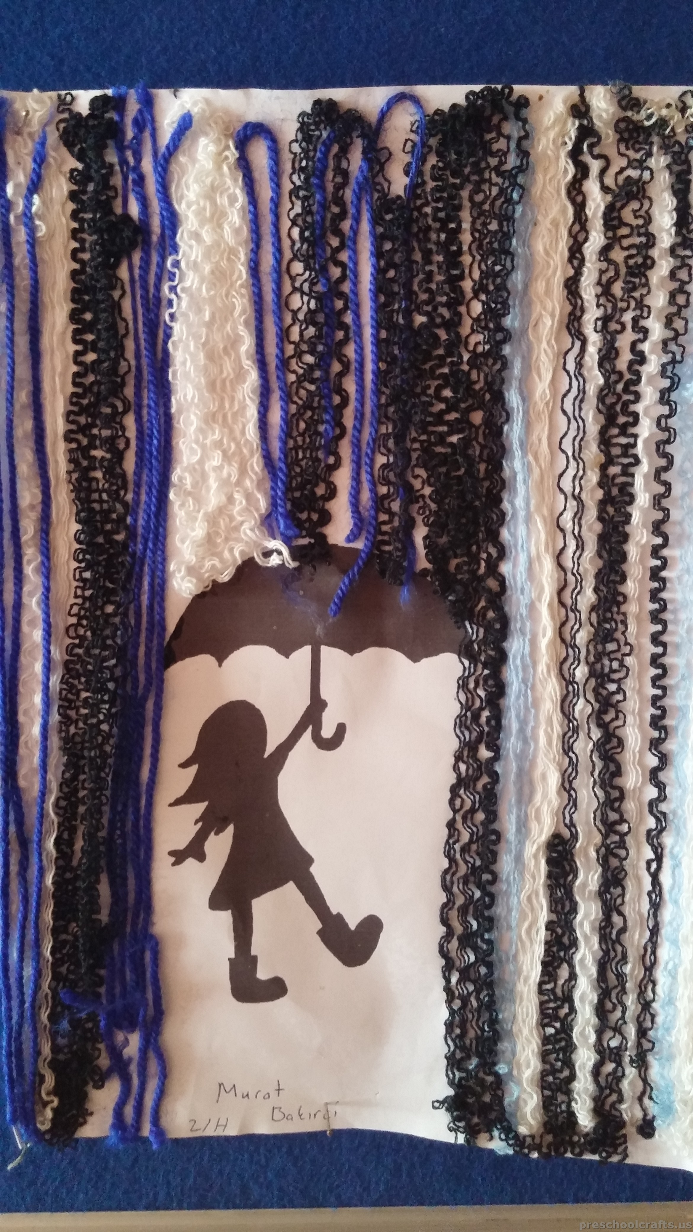 Rope Rain Crafts 2