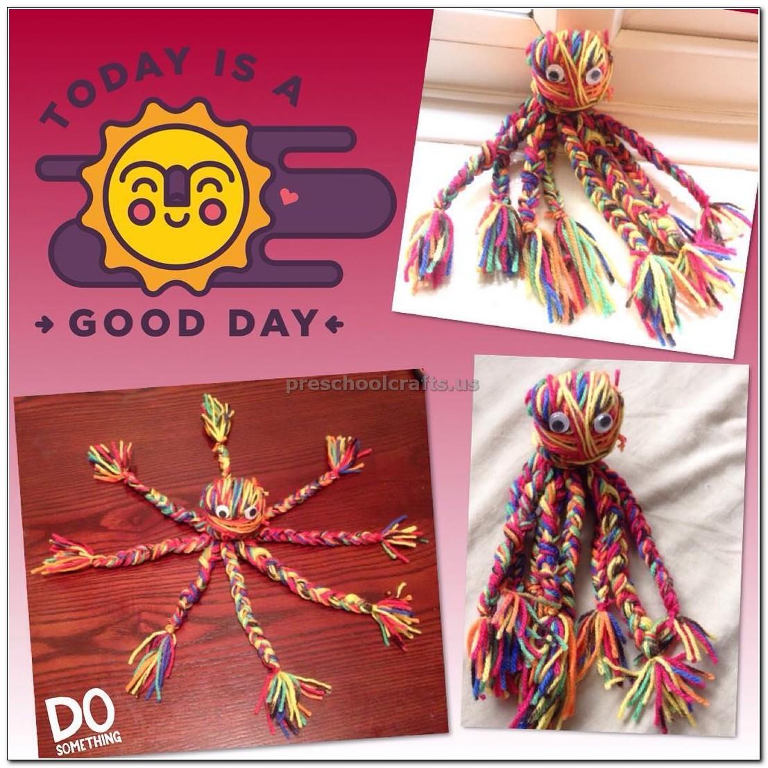 Octopus Crafts For Preschool