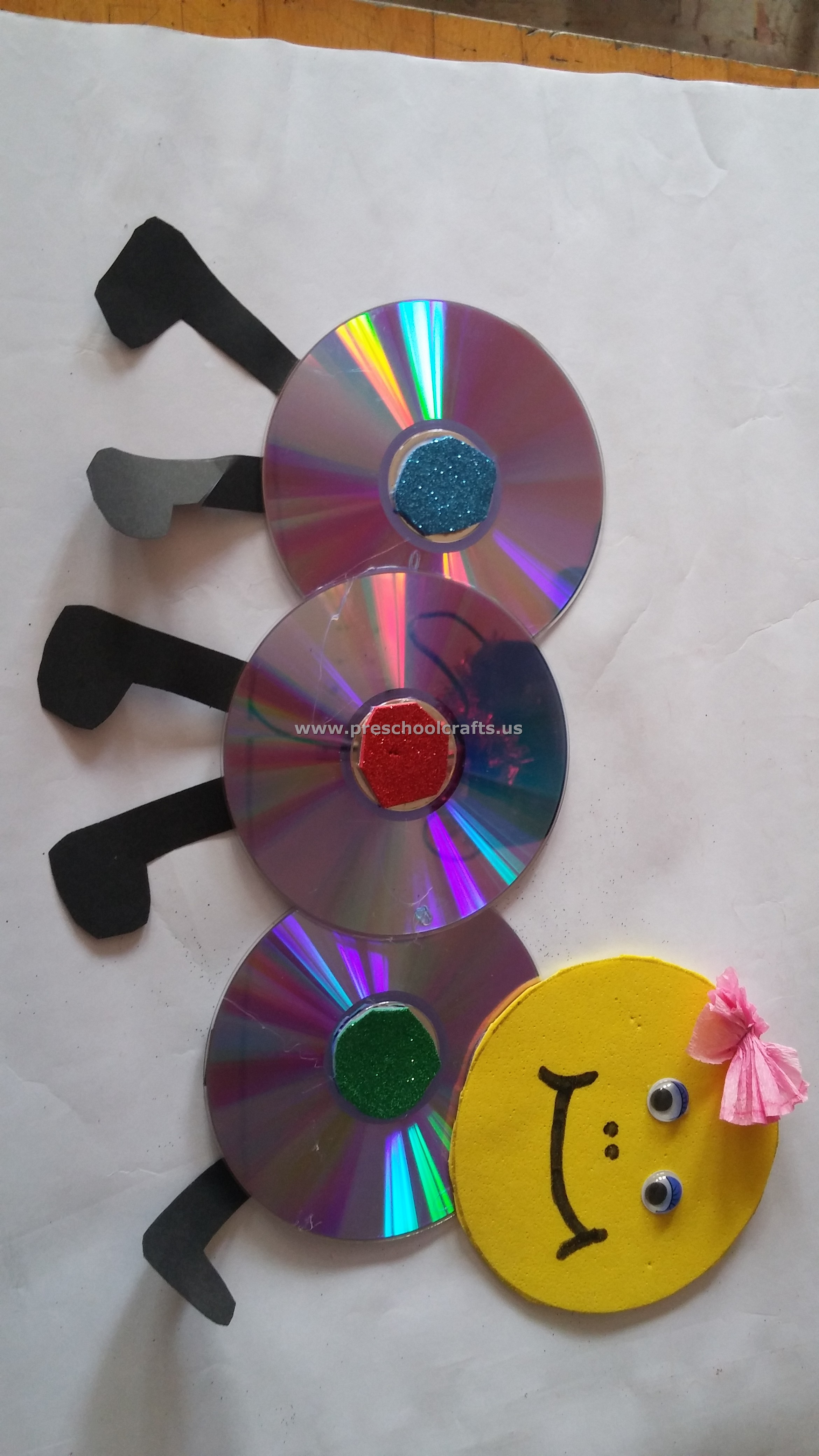 Cd Crafts Ideas For Kids And Preschoolers