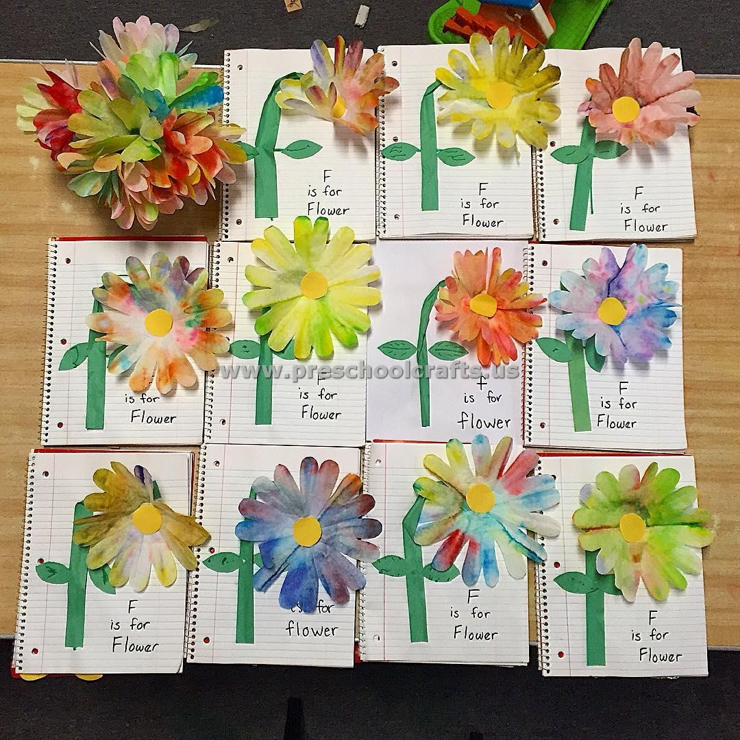 Letter F Crafts For Preschoolers