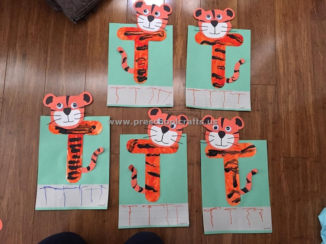 Alphabet Craft For Kids And Preschool