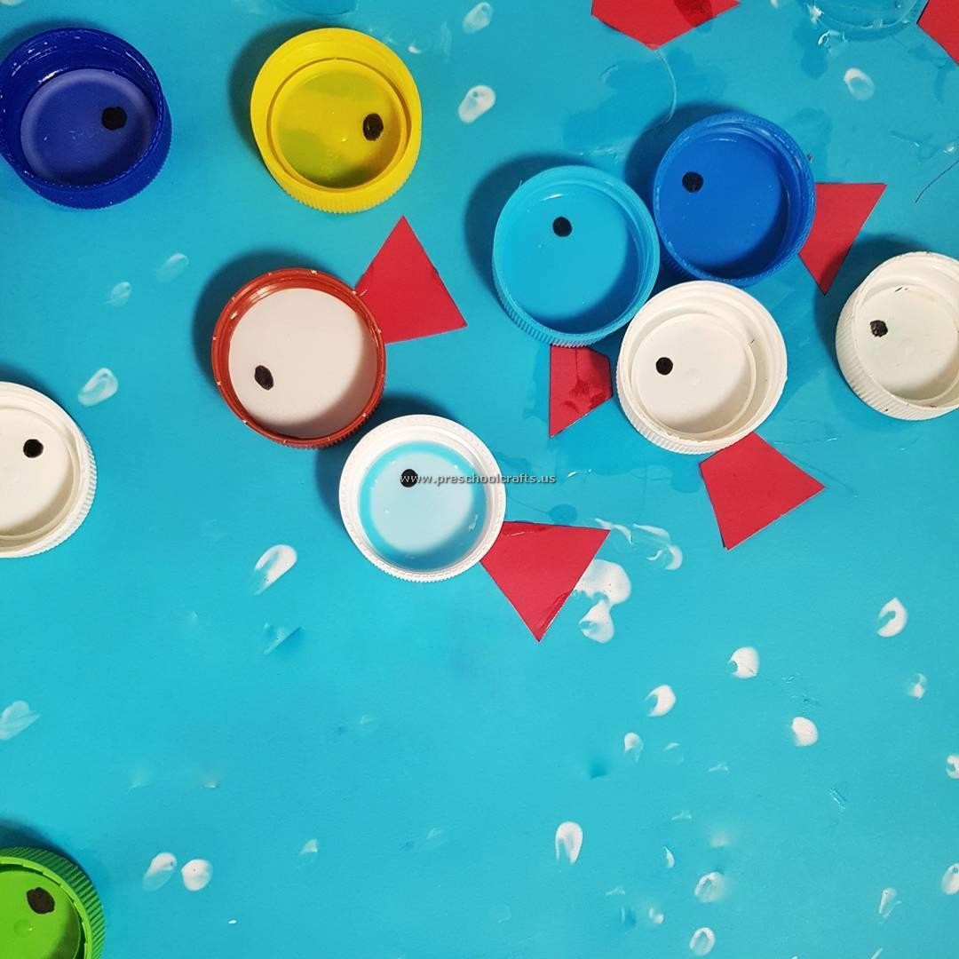 Fish Crafts Ideas For Primary School