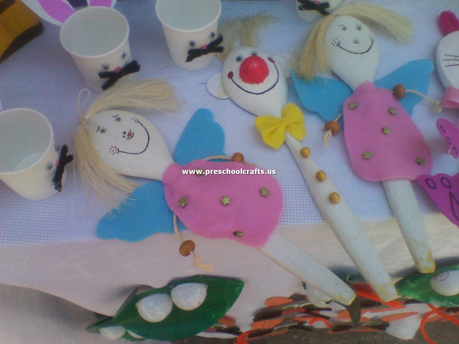 Spoon Craft Ideas For Kids