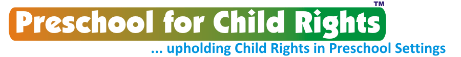 Preschool For Child Rights Upholding Child Rights in Preschool Settings