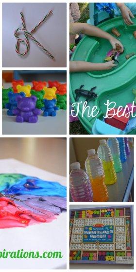 The Best of Preschool Inspirations in 2013