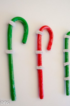 Candy Cane Stripe Counting