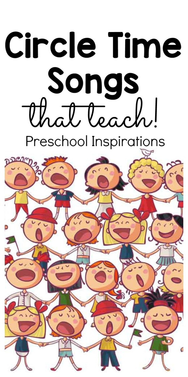 Preschool Songs for Circle Time