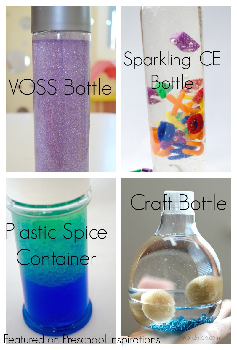 How to Make a Perfect Sensory Bottle