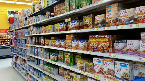 Cereal Aisle #BlissfulMoments #CollectiveBias
