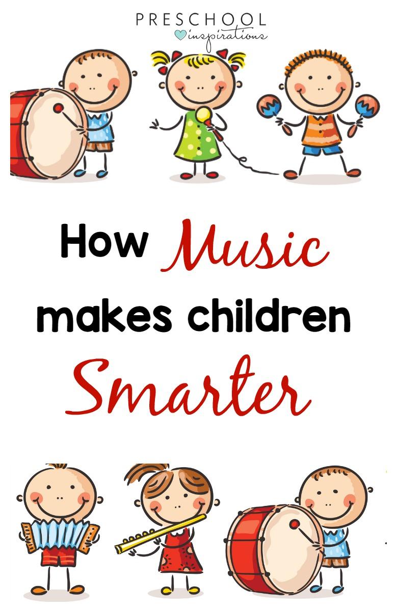How Music Makes Children Smarter