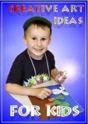 Preschool Art-Click Image To Buy This Ultimate Creative Art Ideas For Kids  Ebook Now! $14.99