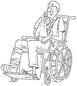 Special Needs Coloring Pages  Medical Sheets  Preschool Learning