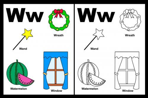 letter-w-worksheet-24257848