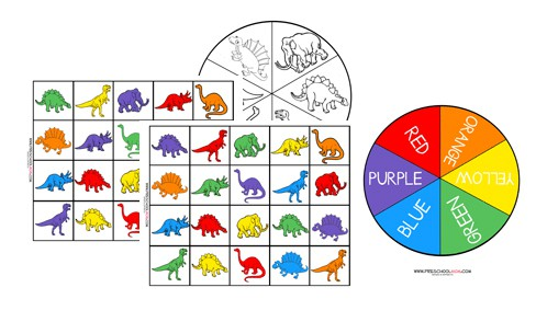 Dinosaur Preschool Printables - Preschool Mom