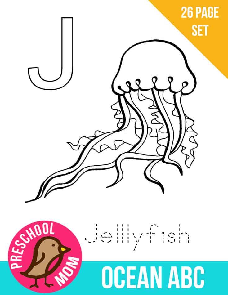 Ocean Preschool Printables Preschool Mom - 44+ Free Printable Ocean Worksheets For Kindergarten Pics