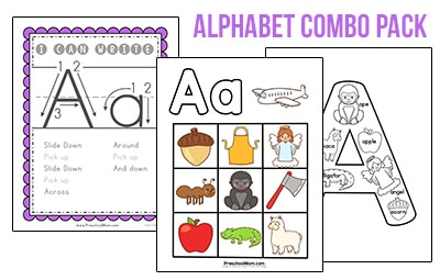 picture regarding Free Printable Alphabet Chart identified as Totally free Printable Charts - Preschool Mother