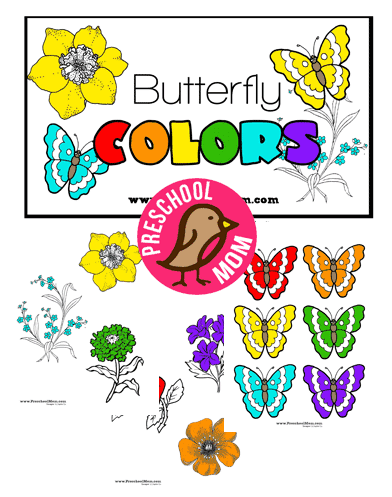 ButterflyColorsGame