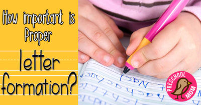 Letter Formation Strategies YOU Can Teach!