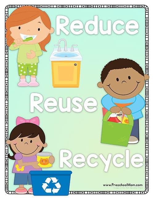 Earth Day Preschool Printables Preschool Mom