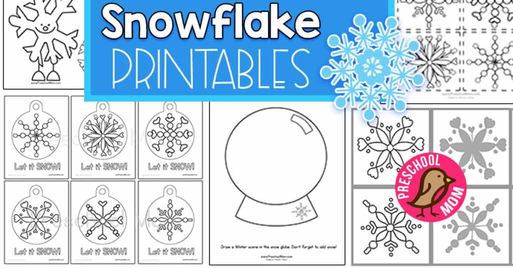 Get This Snowflake Coloring Pages for Preschoolers 46721 ! | 536x1024