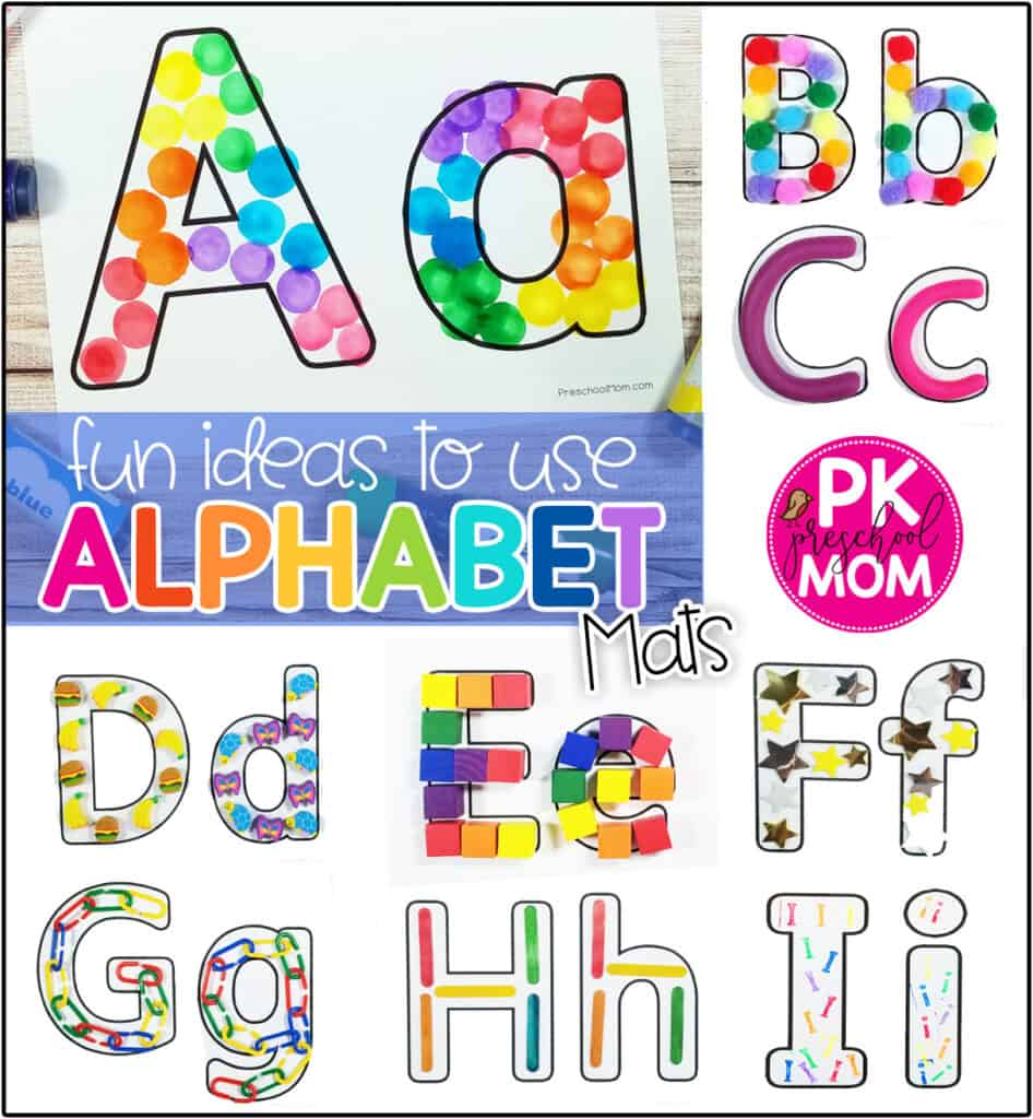 Alphabet Preschool Printables Preschool Mom