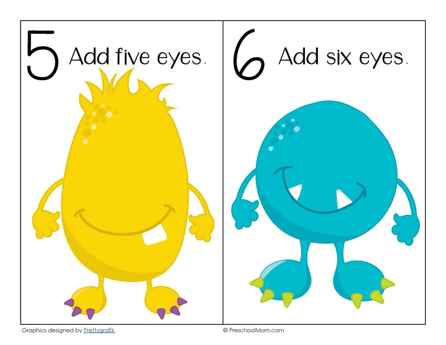 Monster Counting Mats
