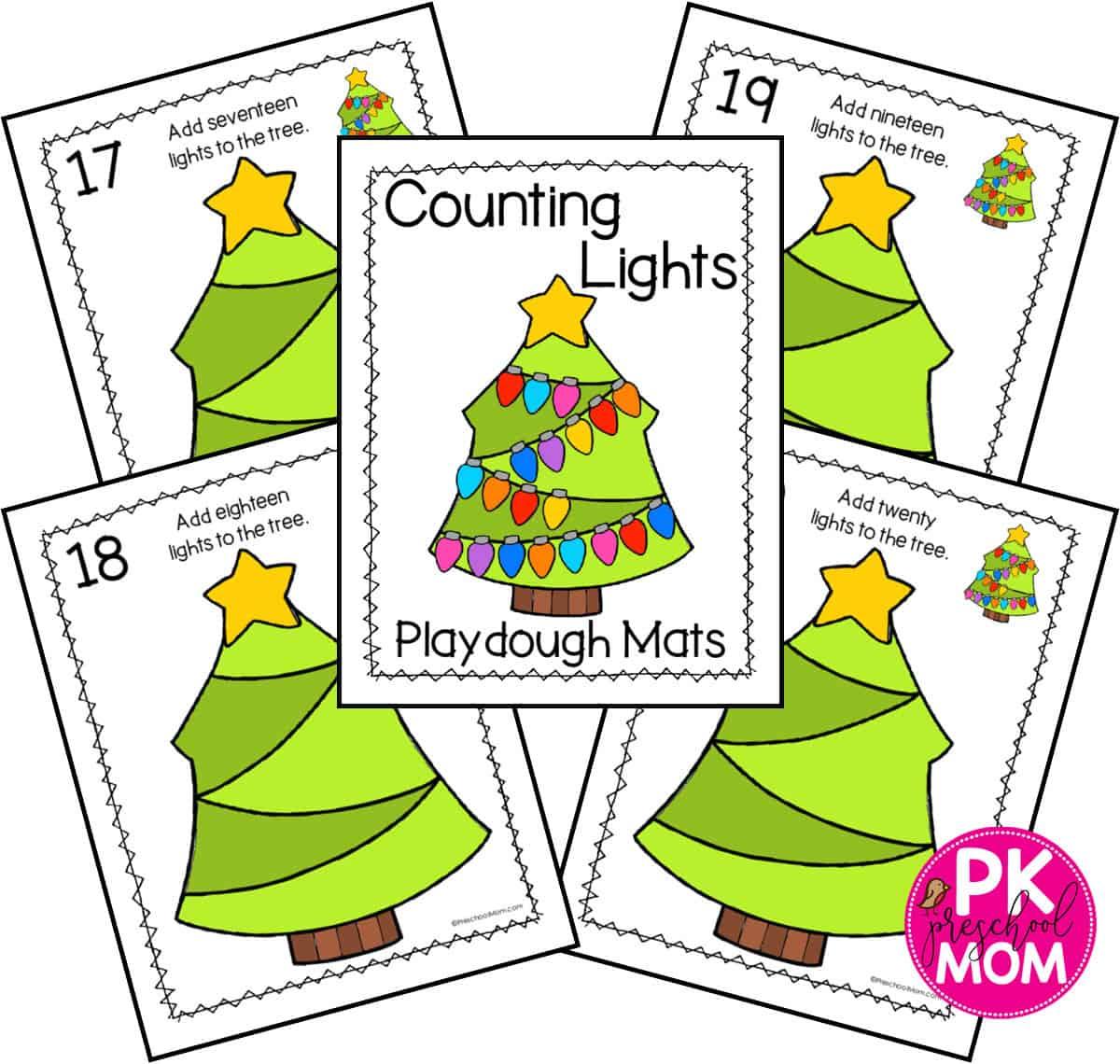 Christmas Preschool Printables Preschool Mom
