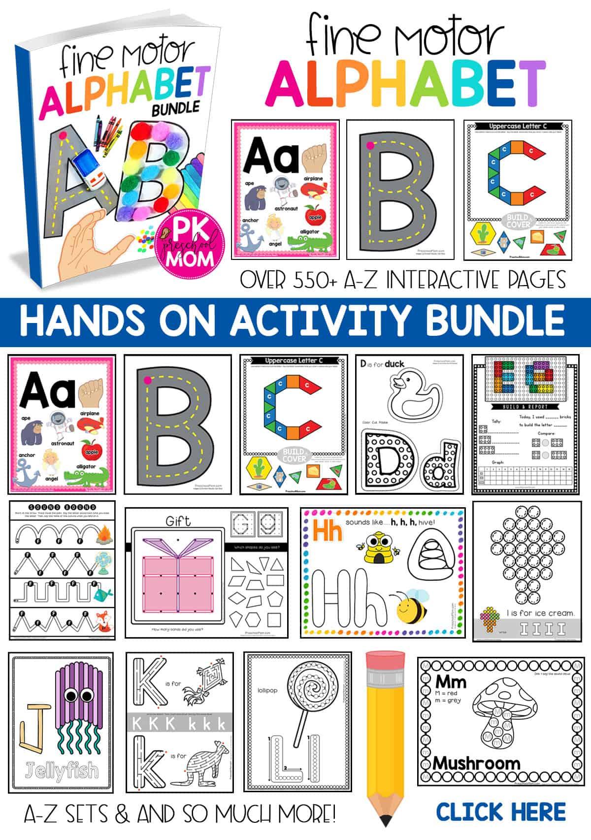 Free Color Words Coloring Pages Preschool Mom
