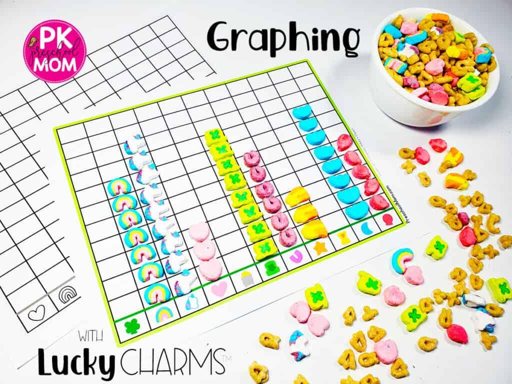 Lucky Charms Math Printables