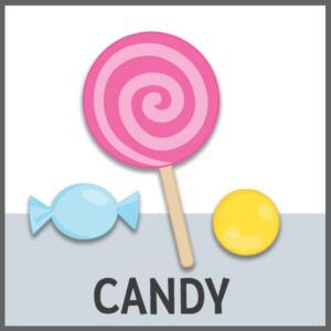 Candy Printables