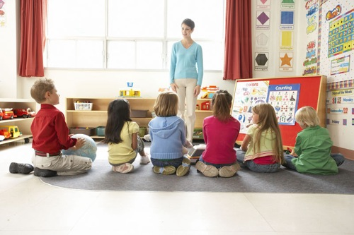 Preschool Circle Time With Fun Activities For Kids