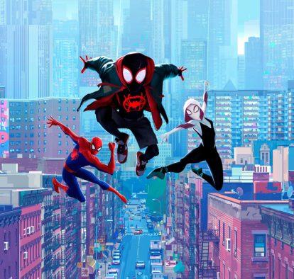 """Résultat de recherche d'images pour """"Spider-Man Into the Spiderverse"""""""