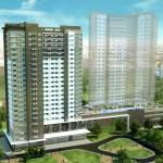 Avida Towers Altura Artist's Rendition