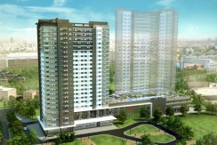 Avida Towers Altura Artist's Rendition