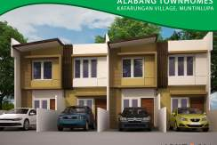 Alabang Townhomes - Katarungan by NextAsia Land