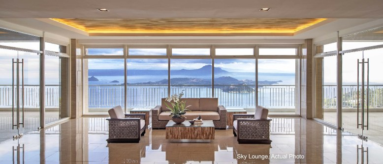 SMDC Wind Residences Tagaytay Condominium for Sale