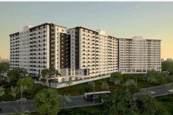 Spring Residences by SMDC Paranaque Condo Facade