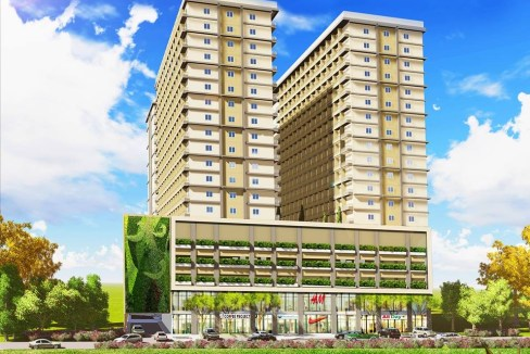 The Courtyard at Pacific Residences Taguig
