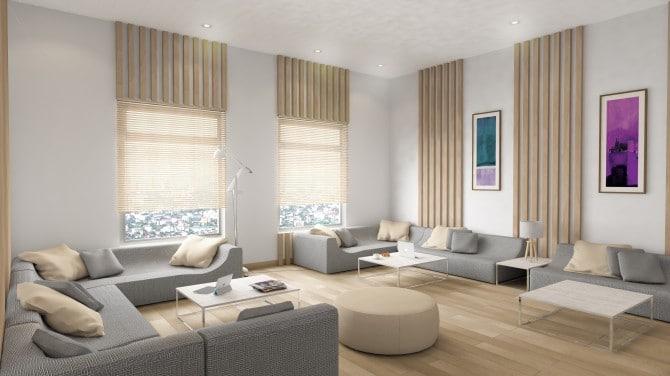 Aurora Escalades Wifi Enclosed Lounge