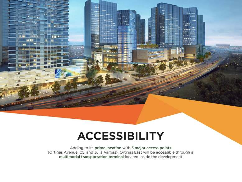 Maple at Verdant Towers is located at Pasig City
