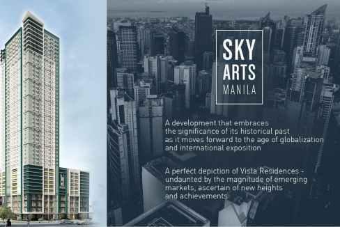 Sky Arts Manila Banner Image