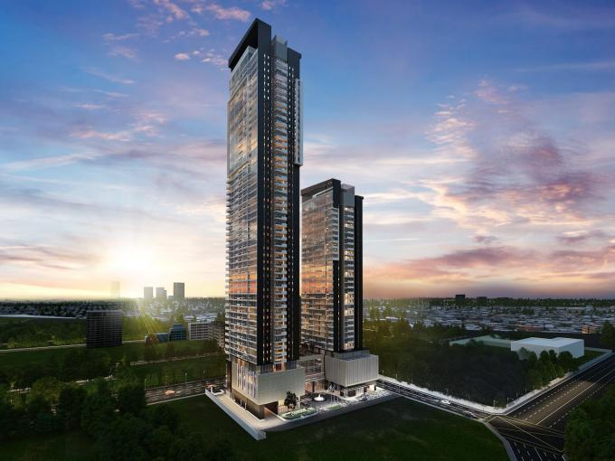 Residences at Westin Sonata Place Banner Imae