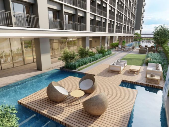 Mint Residences Banner Image